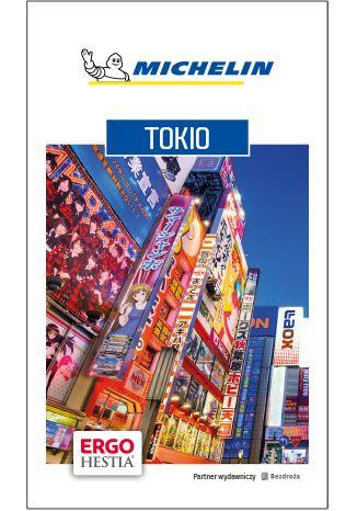Okładka książki Tokio. Michelin. Wydanie 1