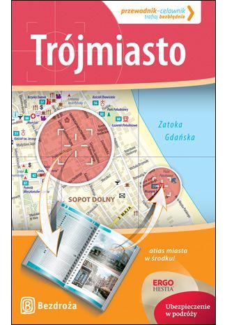 Okładka książki/ebooka Trójmiasto. Przewodnik - Celownik. Wydanie 1