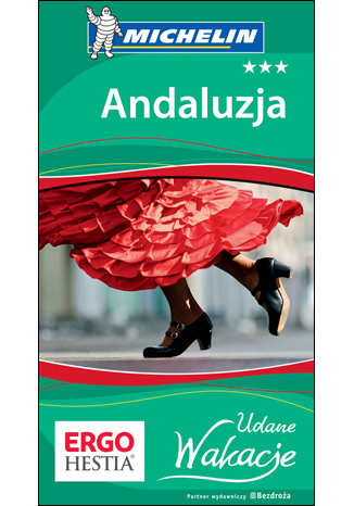 Okładka książki/ebooka Andaluzja. Udane Wakacje. Wydanie 1