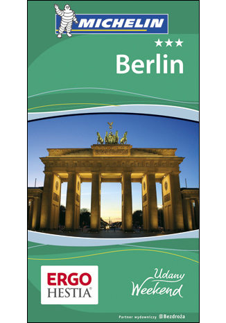 Okładka książki Berlin. Udany weekend. Wydanie 2