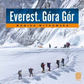 Okładka książki Everest. Góra Gór
