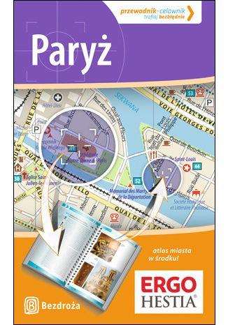 Okładka książki/ebooka Paryż. Przewodnik-celownik. Wydanie 2