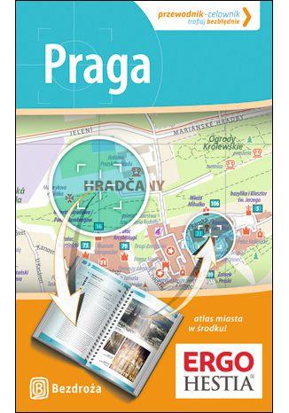Okładka książki Praga. Przewodnik - Celownik. Wydanie 2