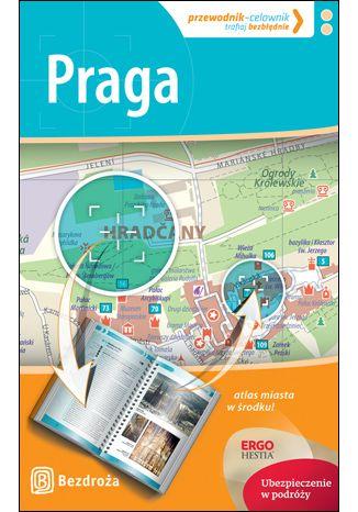 Okładka książki Praga. Przewodnik-celownik. Wydanie 2