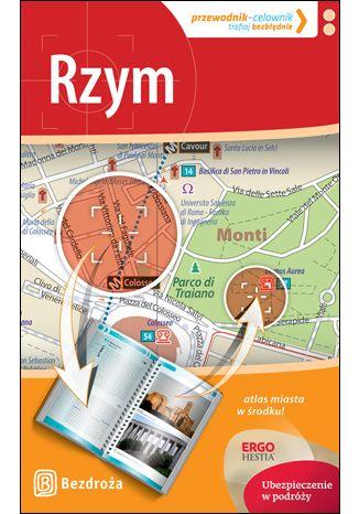 Okładka książki Rzym. Przewodnik-celownik. Wydanie 2