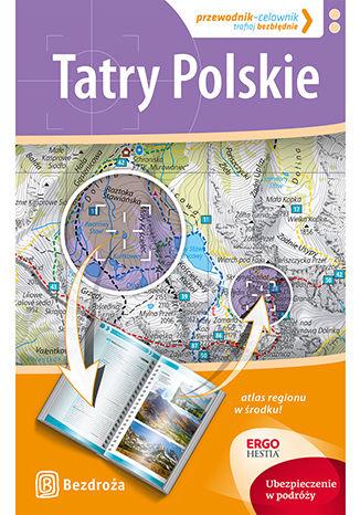 Okładka książki Tatry Polskie. Przewodnik-celownik. Wydanie 1
