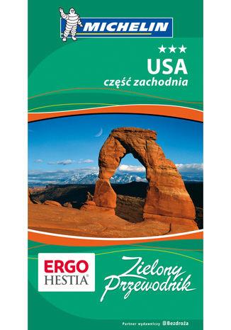 Okładka książki/ebooka USA część zachodnia. Wydanie 1