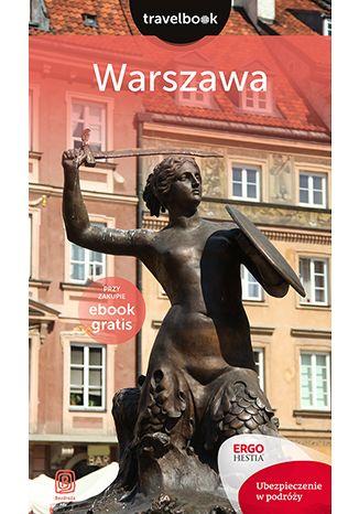 Okładka książki Warszawa. Travelbook. Wydanie 1