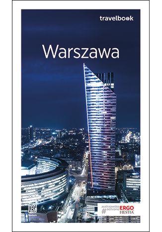 Okładka książki Warszawa. Travelbook. Wydanie 2