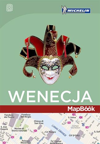 Okładka książki/ebooka Wenecja. MapBook. Wydanie 1
