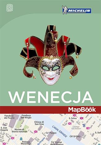 Okładka książki Wenecja. MapBook. Wydanie 1
