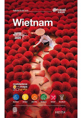 Okładka książki/ebooka Wietnam. #Travel&Style. Wydanie 1