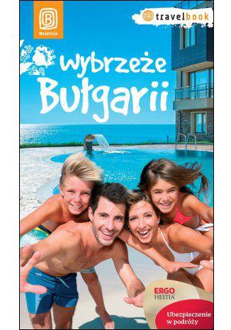 Okładka książki Wybrzeże Bułgarii. Travelbook. Wydanie 1