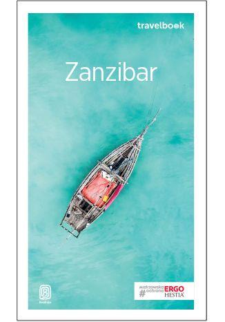 Okładka książki Zanzibar. Travelbook. Wydanie 1