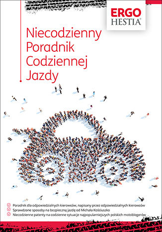 Okładka książki Niecodzienny Poradnik Codziennej Jazdy