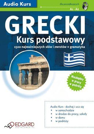 Okładka książki/ebooka Grecki Kurs Podstawowy