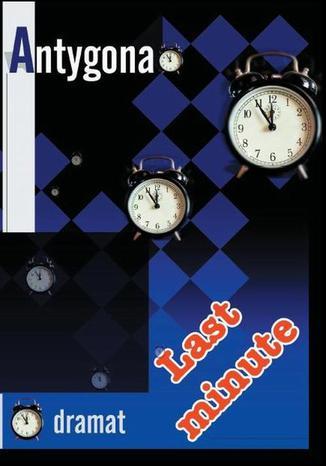 Okładka książki/ebooka Antygona. Opracowanie