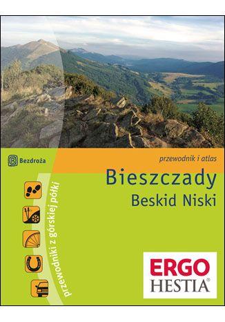 Okładka książki Bieszczady. Beskid Niski. Przewodnik górski. Wydanie 2