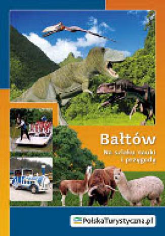 Okładka książki Bałtów. Na szlaku nauki i przygody