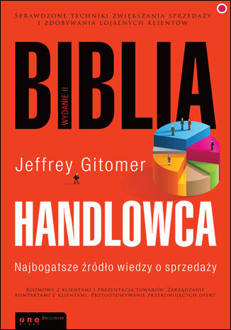 Okładka książki/ebooka Biblia handlowca. Najbogatsze źródło wiedzy o sprzedaży. Wydanie II