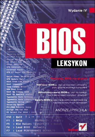 Okładka książki BIOS. Leksykon. Wydanie IV