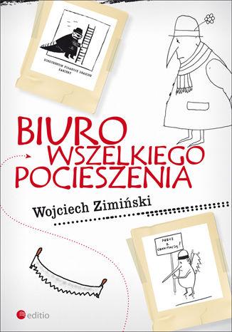Okładka książki Biuro Wszelkiego Pocieszenia