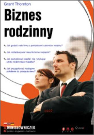 Okładka książki Biznes rodzinny