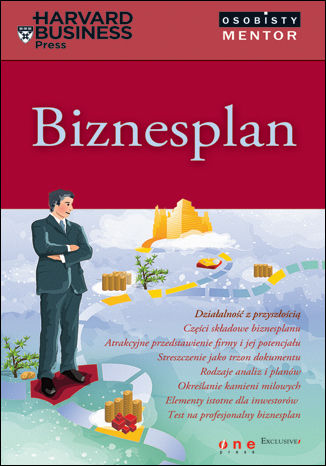 Biznesplan. Osobisty mentor - Harvard Business Press
