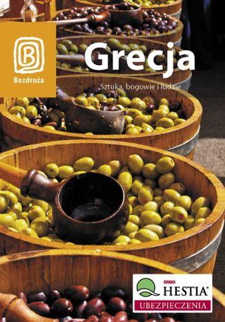 Okładka książki Grecja. Sztuka, bogowie i ludzie. Wydanie 1