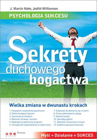 Okładka książki/ebooka Psychologia sukcesu. Sekrety duchowego bogactwa