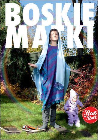 Okładka książki Boskie Matki