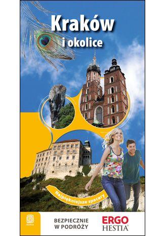 Okładka książki/ebooka Kraków. Najpiękniejsze spacery. Wyd. 2