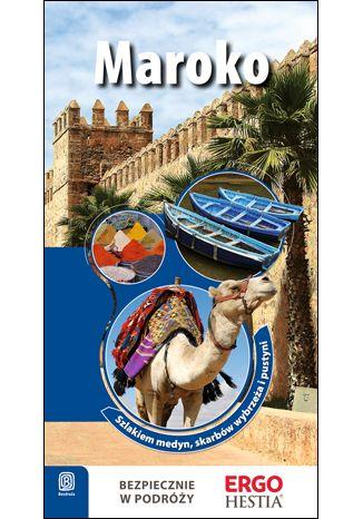 Okładka książki/ebooka Maroko. Wydanie 1