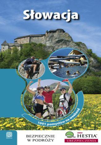 Okładka książki Słowacja. 1001 pomysłów na weekend. Wydanie 2
