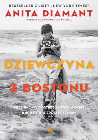 Okładka książki/ebooka Dziewczyna z Bostonu