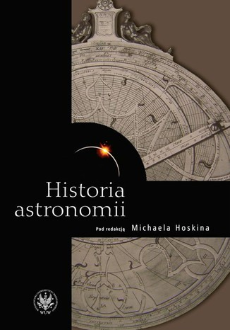 Okładka książki/ebooka Historia astronomii