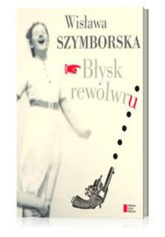 Okładka książki/ebooka Błysk rewolwru