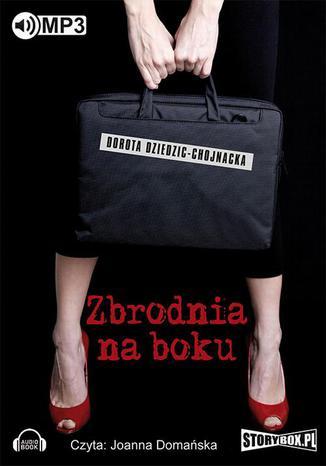 Okładka książki/ebooka Zbrodnia na boku