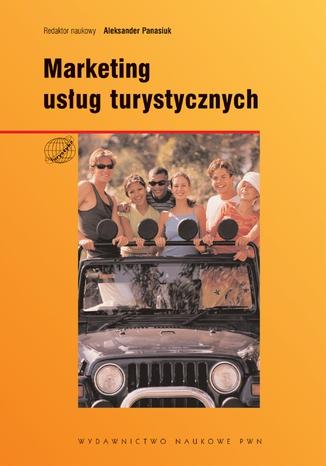 Okładka książki/ebooka Marketing usług turystycznych