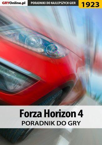 Okładka książki/ebooka Forza Horizon 4 - poradnik do gry
