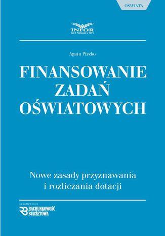 Okładka książki/ebooka Finansowanie zadań oświatowych
