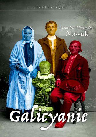 Okładka książki/ebooka Galicyanie