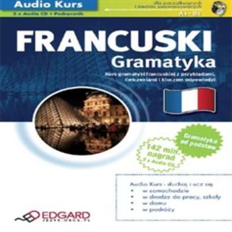 Okładka książki Francuski Gramatyka