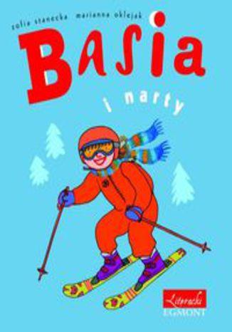 Okładka książki Basia i narty