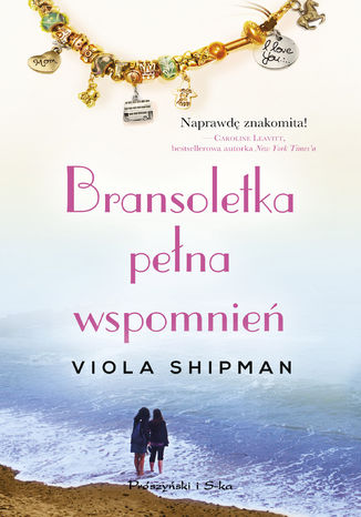 Okładka książki/ebooka Bransoletka pełna wspomnień