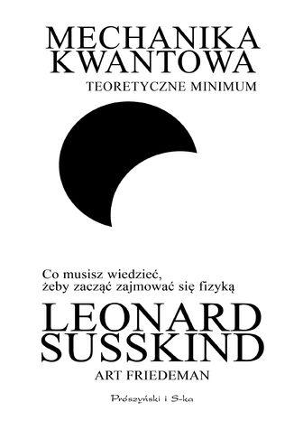 Okładka książki/ebooka Mechanika kwantowa. Teoretyczne minimum