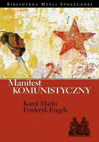 Okładka książki/ebooka Manifest komunistyczny