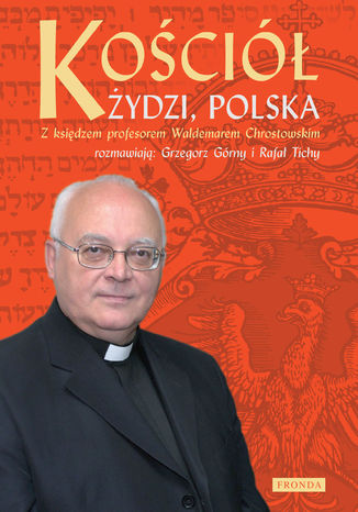 Okładka książki/ebooka Kościół, Żydzi, Polska