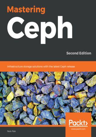 Okładka książki/ebooka Mastering Ceph