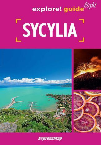 Okładka książki/ebooka Sycylia light: przewodnik